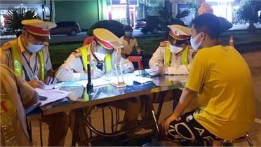 Bắc Giang: Sau giãn cách, xử lý nhiều thanh, thiếu niên vi phạm an toàn giao thông