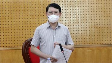 Huyện Tân Yên cần huy động cả hệ thống chính trị chống dịch