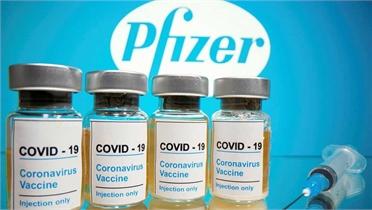Hơn 90.000 liều vaccine Pfizer về Việt Nam ngày 7/7