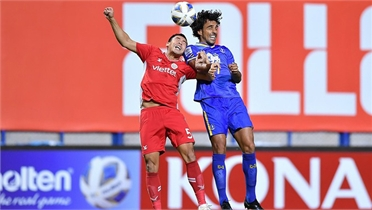 CLB Viettel lại thua đậm nhà vô địch Thái Lan