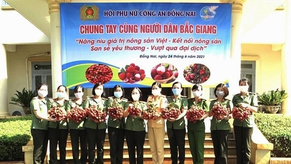 Dong Nai promotes consumption of over 100 tonnes of Bac Giang lychee