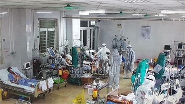 Hơn 80% bệnh nhân Covid-19 khỏi bệnh, Bắc Giang thu gọn cơ sở điều trị