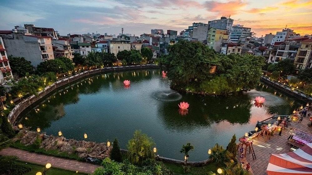 Hanoi, restore cultural values, Temple of Literature complex, Literature Lake, special national site
