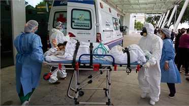Tới 6 giờ sáng 7/7, thế giới có trên 4 triệu ca tử vong vì Covid-19