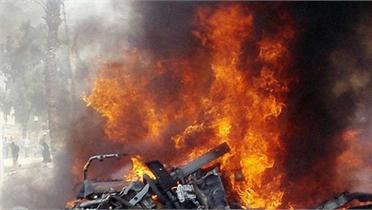 Sân bay Erbil (Iraq) bị tấn công