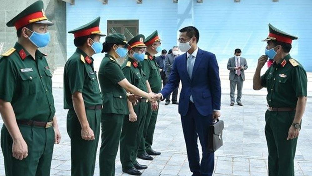 UN peacekeeping operations, Vietnam's prestige, international friends, non-permanent member, UN Security Council