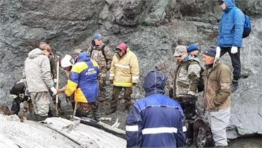 Tìm thấy 9 thi thể vụ máy bay Nga đâm vào vách đá