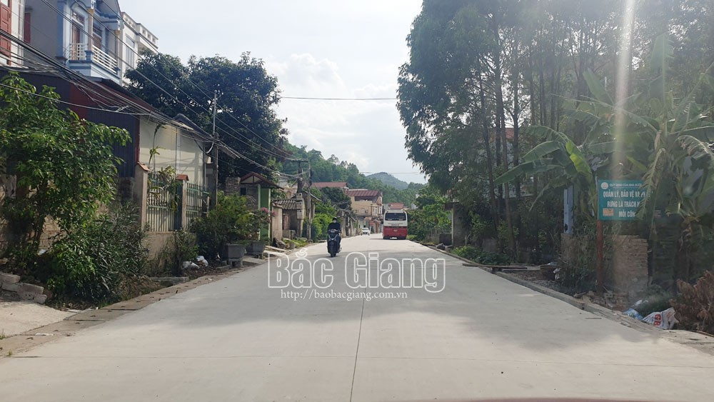 Yen The to revamp and upgrade road from Bo Ha town to Lang Son