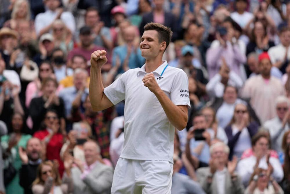 Federer,Wimbledon,Djokovic,Hurkacz