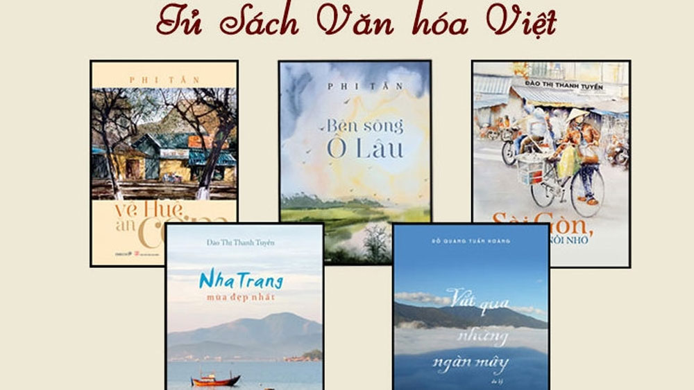 """""""Vietnamese Culture Bookcase"""" project launched"""