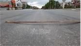 TP Bắc Giang: Nhiều tuyến đường xuống cấp