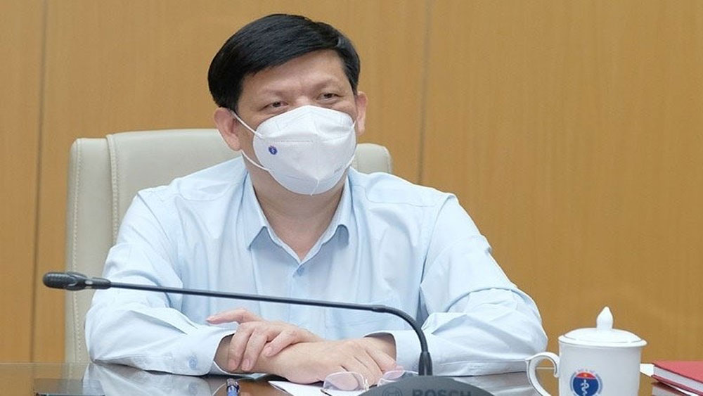 Health Ministry, nearly 10,000 health workers, support Ho Chi Minh City, Covid-19 pandemic, increase rapidly