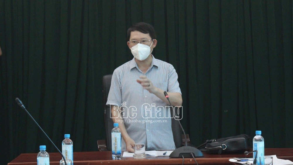 Bac Giang province, safe boarding house model, local workers, Covid-19 pandemic, qualified rooms, concentrated accommodation