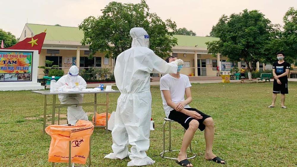 dịch viêm phổi cấp, Covid-19, Bắc Giang, Trường Trung cấp Y tế Bắc Giang,