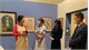 Vietnamese painter's artwork displayed in France