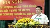 Huyện ủy Sơn Động hoàn thành nhiều nhiệm vụ Ban Thường vụ Tỉnh ủy giao