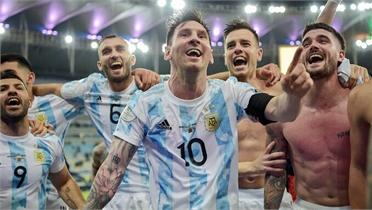 Argentina vô dịch Copa America 2021