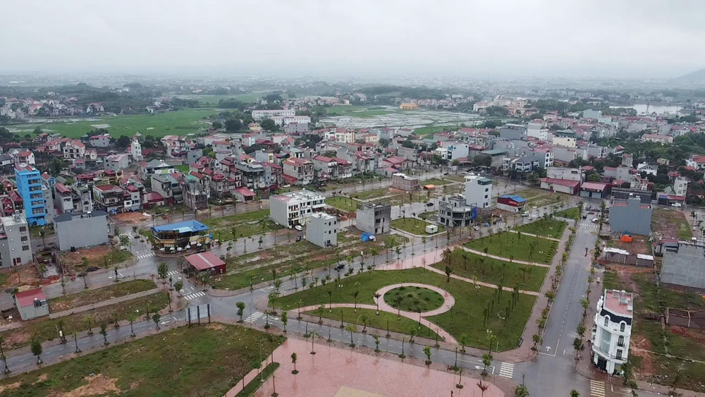 Luc Nam district, Bac Giang province, focuses on planning, create foundation, investment attraction and development