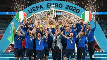 Italy vô địch EURO 2020