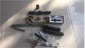 Phát hiện đối tượng kinh doanh linh kiện, phụ kiện lắp ráp súng hơi khí nén