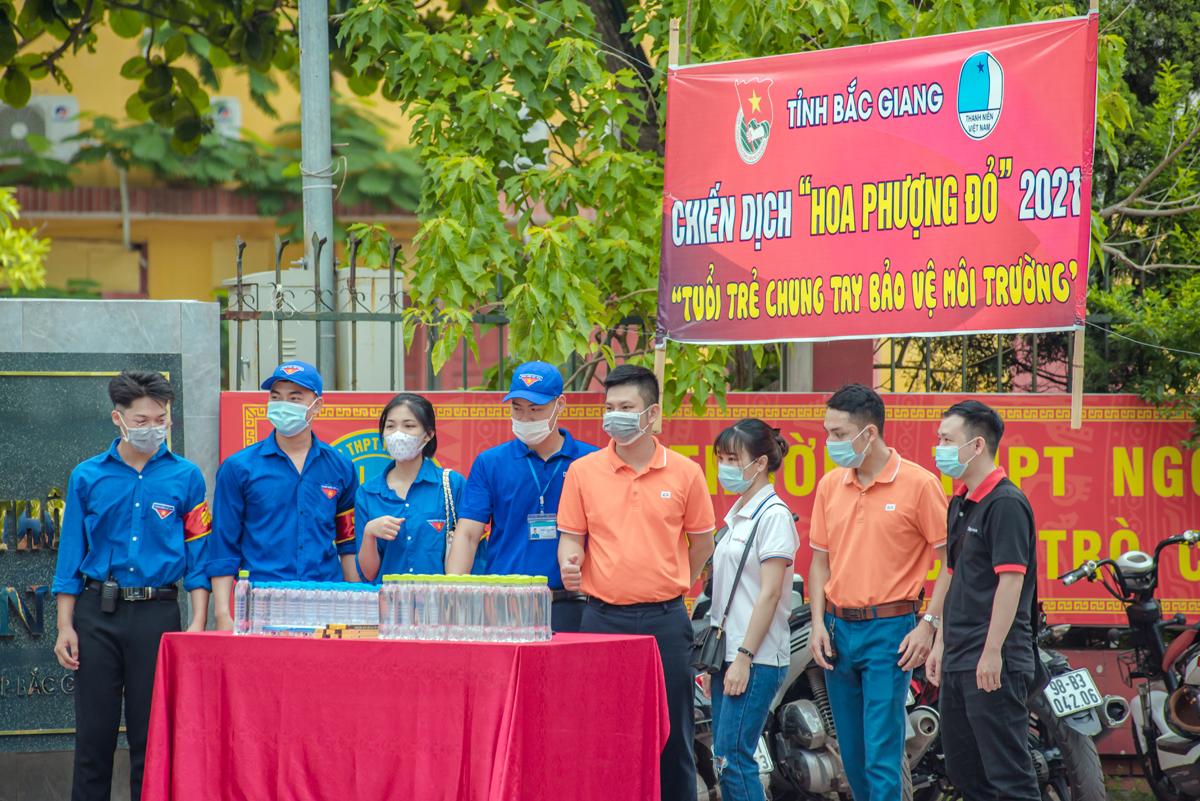 Thí sinh Bắc Giang, kỳ thi THPT năm 2021