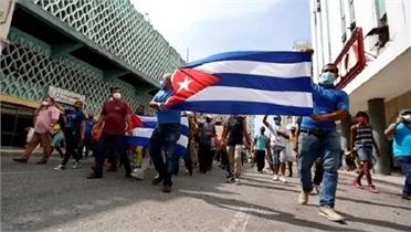 Nhiều quốc gia bày tỏ tình đoàn kết với Cuba