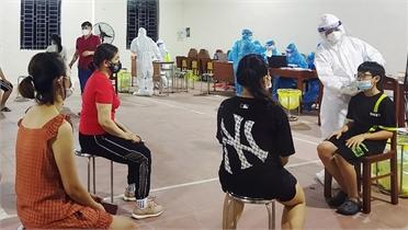 TP Bắc Giang quyết tâm không để phát sinh ca bệnh mới trong cộng đồng