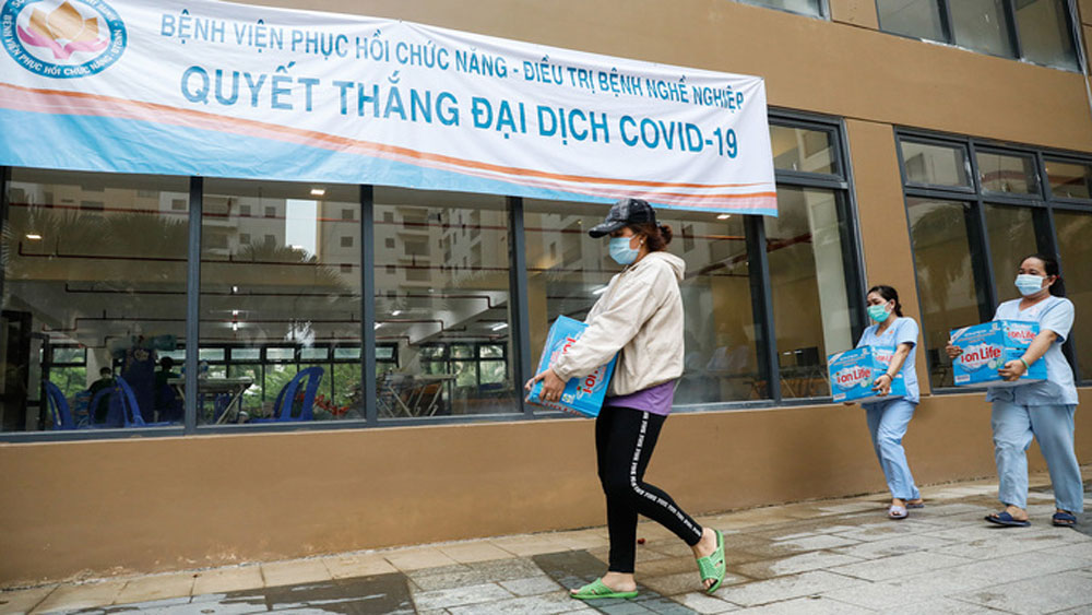 Vietnam to trial self-isolation for asymptomatic Covid cases in HCMC