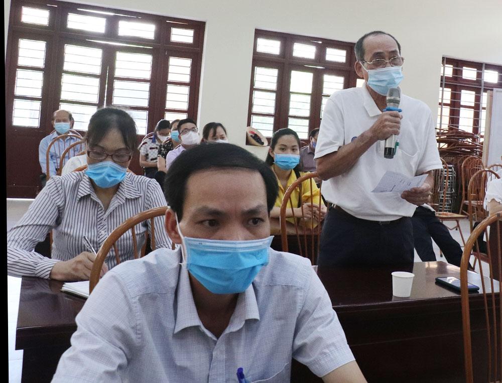 TP Bắc Giang, Bắc Giang, tiếp xúc xử tri, HĐND tỉnh