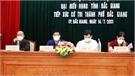 Bí thư Tỉnh ủy Dương Văn Thái: Quan tâm chỉnh trang đô thị phục vụ đời sống nhân dân