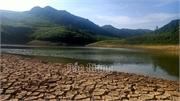 Hồ Khe Đặng cạn, người dân huyện Sơn Động thiếu nước sạch