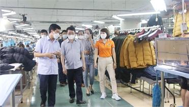 Huyện Lạng Giang cần đẩy mạnh phục hồi sản xuất, kinh doanh