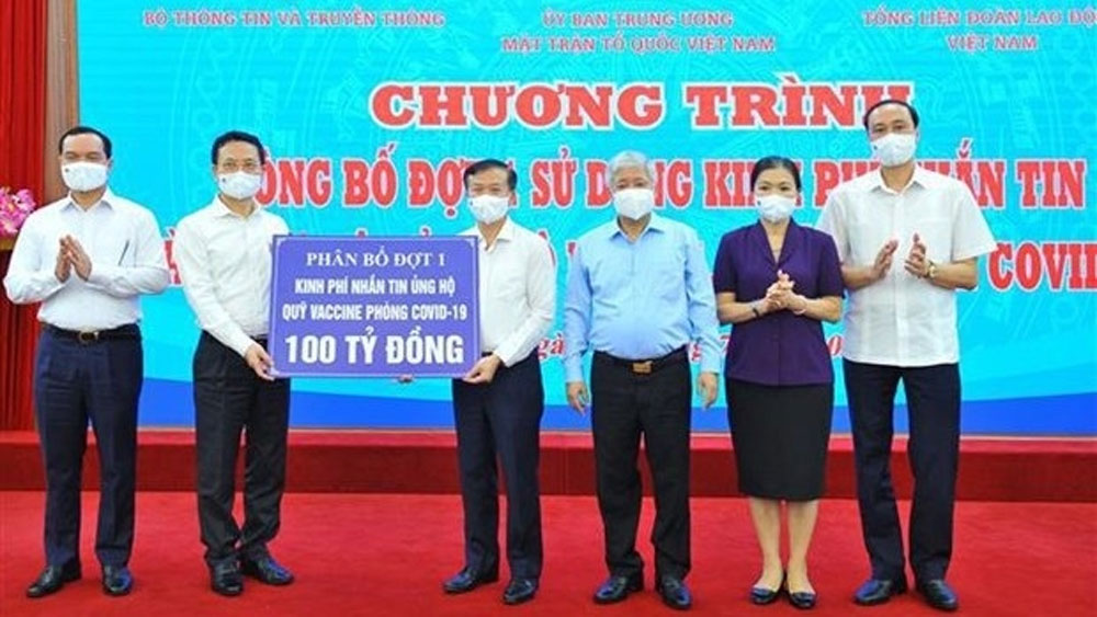Vietnam now has sufficient resources for mass Covid-19 vaccination