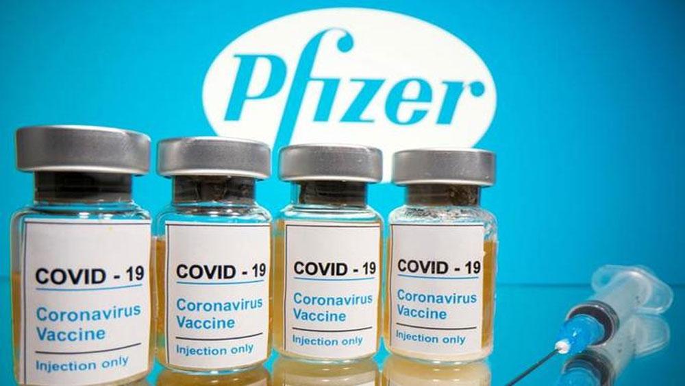 Pfizer pledges 20 million vaccine doses for Vietnamese children