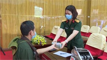 Bắc Giang: Hơn 3 tỷ đồng chi trả truy lĩnh trợ cấp cho 21 thương binh