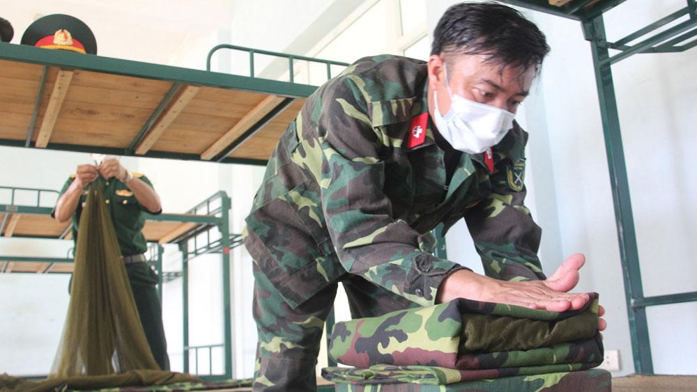 """Bắc Giang, Chống dịch như chống giặc"""", lực lượng vũ trang"""
