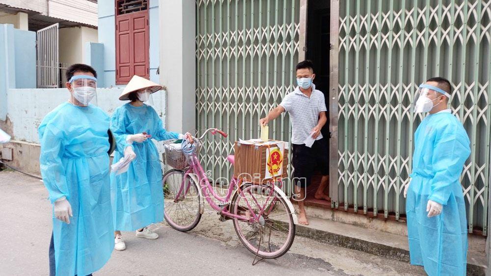 Bắc Giang, bầu cử, việt yên, mặt trận tổ quốc, bảo tàng
