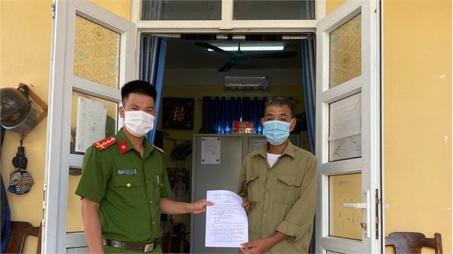 Tân Yên: Một ngày xử phạt 15 cá nhân vi phạm phòng, chống dịch