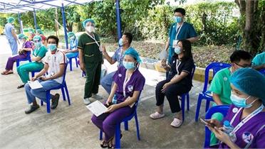 Tổng số ca nhiễm virus SARS-CoV-2 toàn cầu đã vượt 190,1 triệu