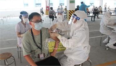 Bồi dưỡng kỹ năng tiêm vắc xin phòng Covid-19 phục vụ chiến dịch tiêm chủng