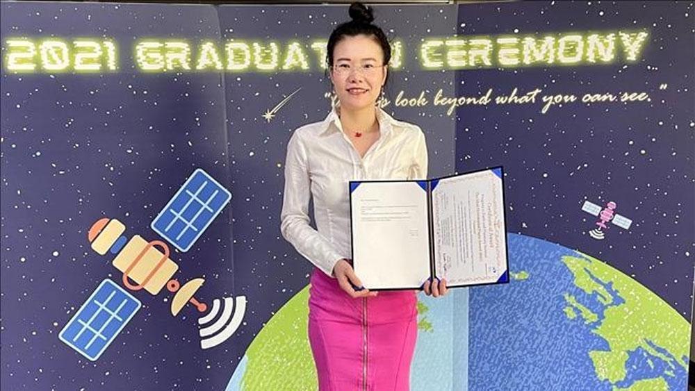 Female Vietnamese doctor receives international award