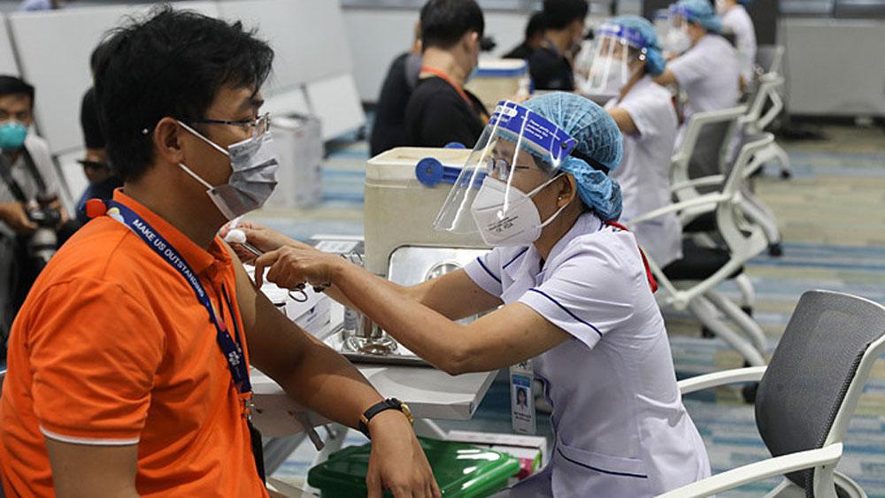Vietnam records 2,454 new domestic Covid-19 cases