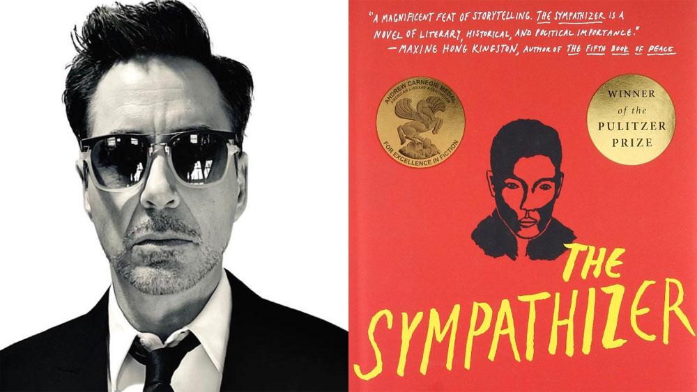 Iron Man, star in adaptation, award winning, Vietnamese-American novel, Marvel Cinematic Universe, Robert Downey Jr