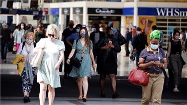 Tới 6 giờ sáng 19/7, số ca lây nhiễm Covid-19 ở Anh đứng đầu thế giới