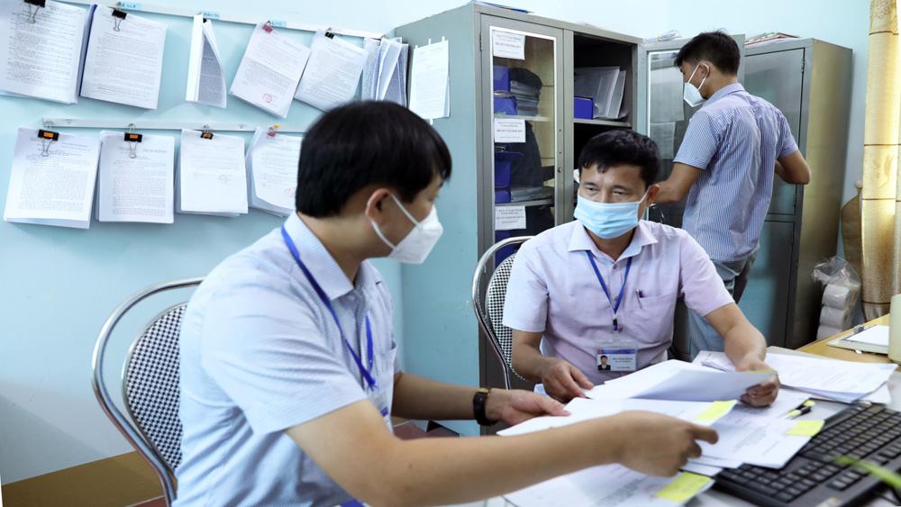 Đảng bộ tỉnh Bắc Giang, kiểm tra, giám sát, thi hành kỷ luật