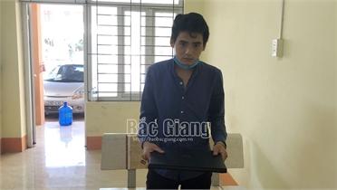 Bắc Giang: 3 ngày, làm rõ 3 vụ trộm cắp tài sản