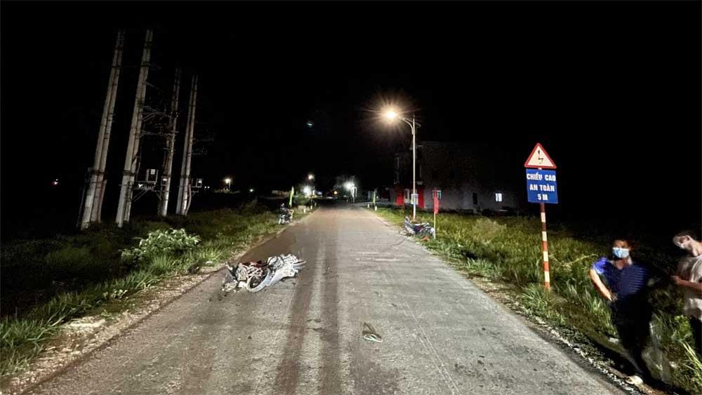 Yên Dũng,  Xảy ra 01 vụ Tai nạn giao thông làm 01 người chết