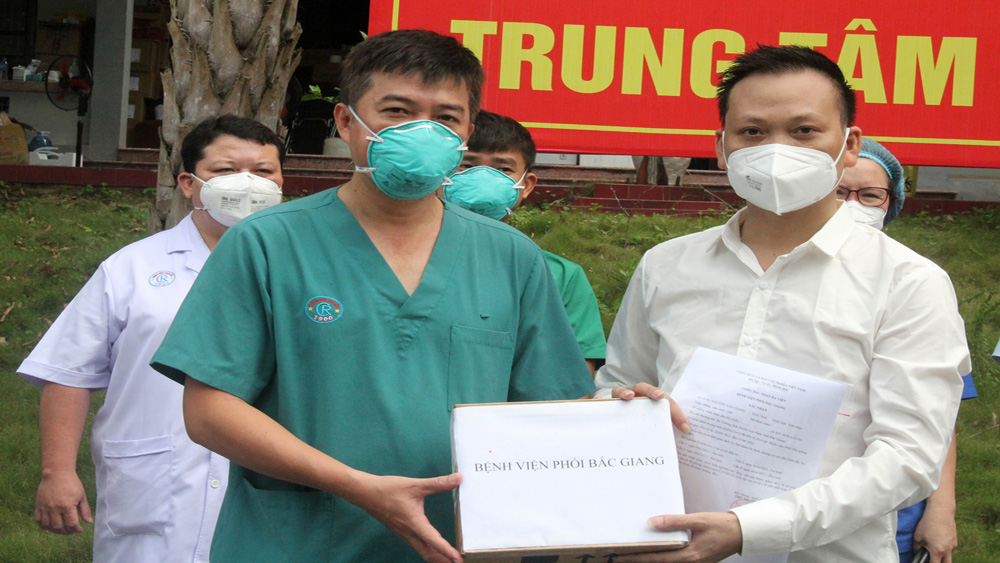 dịch viêm phổi cấp, Covid-19, Bắc Giang, tuyến đầu, khoanh vùng,