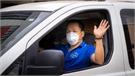 Lái xe vượt hơn 1.700 km tình nguyện vào Đồng Tháp chống dịch