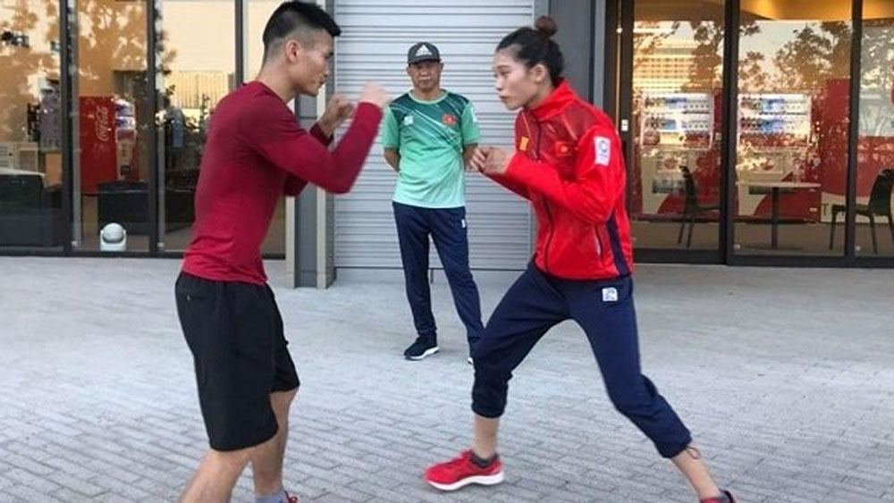 Vietnamese athletes, arrive in Japan, Olympics competitions, sports delegation, negative test result